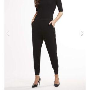 Elie Tahari Black Trousers